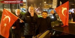 Fikri Asım Derneğinden Mehmetçiğe destek