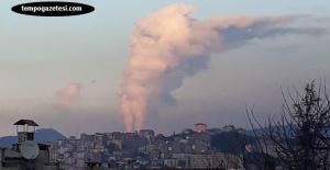 Termik Santraller kara bulut gibi kente çöktü...
