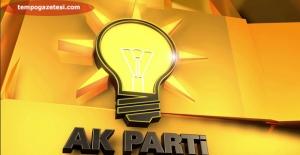 AK Parti'de seçim var