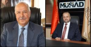 """Akdemir'den MÜSİAD'a """"Dere Islahı"""" teşekkürü..."""