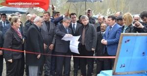 Çamköy'de içme suyu tesisi açılışı yapıldı