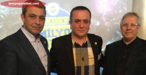 Murat Candaş'a Aziz Yıldırım süprizi!..
