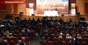 Türkiye ve Ortadoğu, Ereğli'de konuşuldu