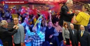 Zonguldak'ta Aziz Yıldırım Coşkusu