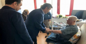 AK Parti, Çanakcı'yı ziyaret etti...