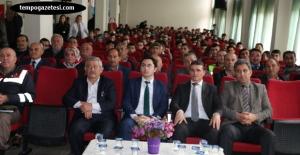 Jandarma-Emniyet, Şehit ve Gazilere saygı konferansı düzenledi