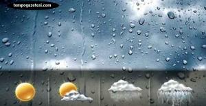 Yaz geldi diye sevinmeyin, yağışlar geliyor...