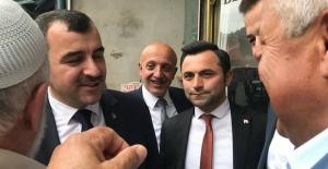 Ahmet Çolakoğlu, Ereğli'de...