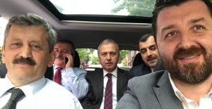 AK Parti'de keyifler yerinde...