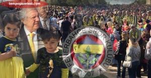Fenerbahçeliler Ata'mızın huzurunda!...