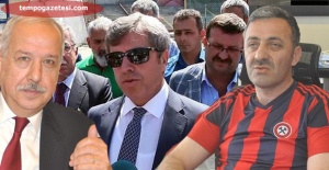 Vali Çınar, O Alanı Zonguldakspor'a kazandırdı...