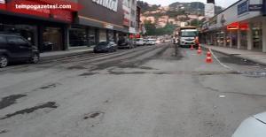 Acılığa asfalt dökülüyor!...