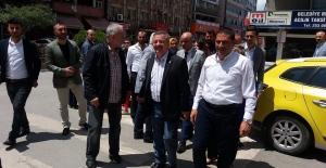 Acılık esnafı, Türkmen'i bağrına bastı!..