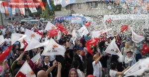 AK Parti, PAŞA'lar gibi karşılandı!..