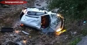 Bayram sabahında feci kaza... 1'i çocuk 2 kişi ağır yaralı!..
