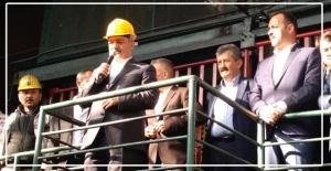 Polat Türkmen, Üzülmez#039;de Maden...