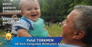 Senin gözlerin Zonguldak...