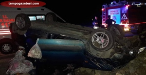 Trafik kazası; 5 kişi hastaneye kaldırıldı!..