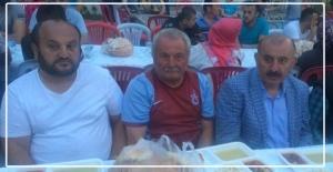 Vedat Öztürk, Ülkü Ocakları'nın iftarına katıldı...
