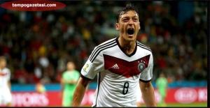 Zonguldaklı Mesut Özil'e Dünya Kupası şoku!...