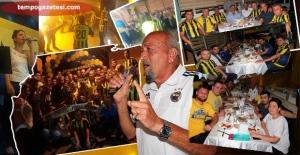 Fenerbahçe'den Muhteşem Gece!..