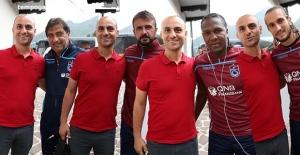Slovenyalı Gülay, Trabzonspor kampında!..