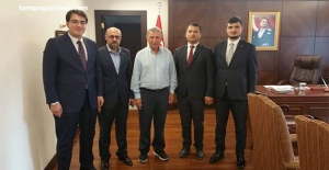 AK Gençler, Ankara'da boş durmadılar!..