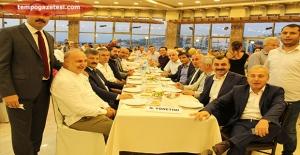 AK Partide VEFA gecesi başladı!..