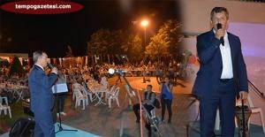 Ereğli'de Gurbetçiler için gece düzenlendi. Mesut Özil!..