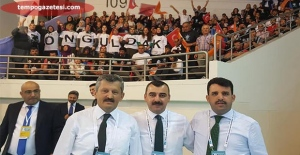 Zonguldak sesini Ankara'da duyuruyor!