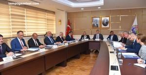 BAKKA Yönetim Kurulu Toplantısı Karabük'te yapıldı…