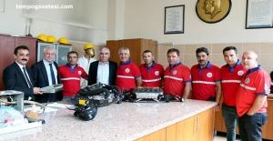 TTK Tahlisiye ekibi, IMRC 208'e katılacak