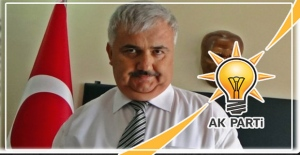 AK Partili Belediye Başkanı kendine...