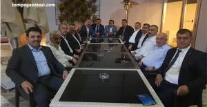 AK Partililer Ankara'da birleşti. Vekiller, ilçe Başkanlarına ne dedi!..