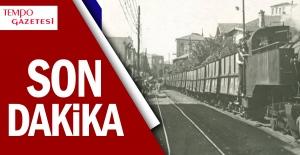 Atatürk!.. Gazipaşa Caddesinin ismi...