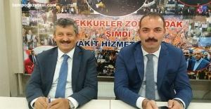 """""""Cinnet şehrine dönen Zonguldak'ı cennete çevirmek istiyoruz"""""""