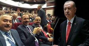 Erdoğan, İlçe Başkanları ile bir araya geldi...