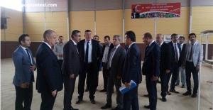 Vali Çınar, Alaplı'da!..