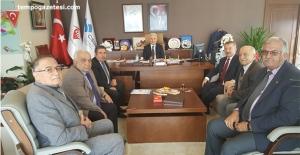 Zonguldaklı Bakan Yardımcısı Koç, Emeklilerin sorunlarına el attı!..