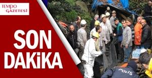 3 Madenci için kurtarma çalışmaları sürüyor...
