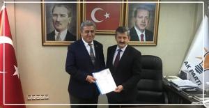 AK Parti Çatalağzı'na aday...
