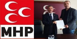 Bahri Kütük MHP'den aday adayı oldu!..