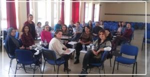 BEÜ'de proje döngüsü yönetim eğitimi başladı...