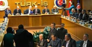 CHP'liler, Asgari ücret miktarı, taşeron işçilik ve kıdem tazminatı hakkında konuştu…