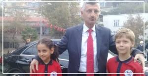 Vali Erdoğan Bektaş geldi...