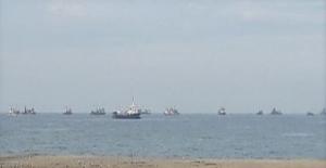 Balıkçılar Karadeniz'i mesken tuttu!…