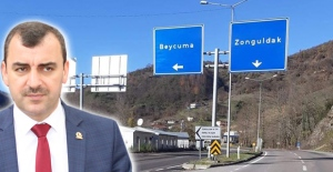 Beycuma'nın sesini Milletvekili Ahmet Çolakoğlu duydu...
