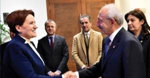 CHP ile İYİ Parti ittifak konusunda...