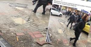 """CHP'li vatandaş böyle seslendi; """"Partimize bu kadar zarar vermeyin"""""""