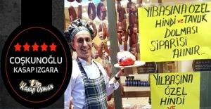Coşkunoğlu Kasap-Izgara yılbaşına hazır...